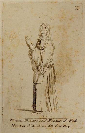 Monaca Minima di San Francesco di Paola