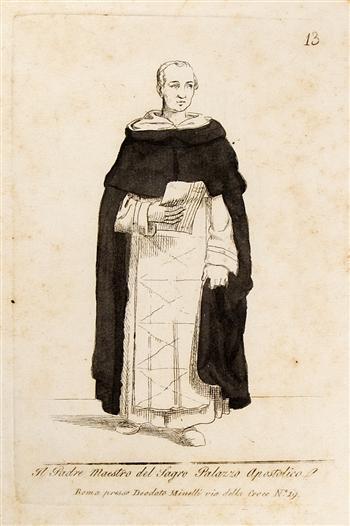 Il padre Mastro del Sacro Palazzo Apostolico