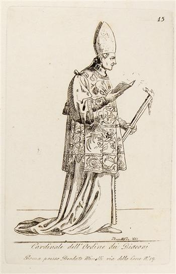 Cardinale Dell' Ordine Dei Diaconi
