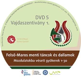 DVD kollekció: Vajdaszentivány 1.