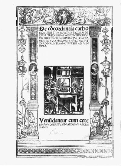 De concordantia catholica libri tres