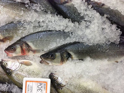 Ψάρι φιλέτο με κρούστα