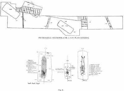 Așezarea carpică de la Pietroasele - La Grădiniță