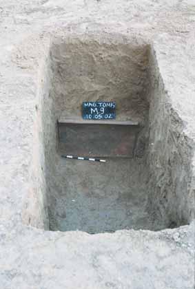 Necropola romană de la Constanța - str. Jupiter