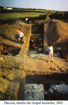 Așezarea Bodrogkeresztur de la Pâncota- Totani