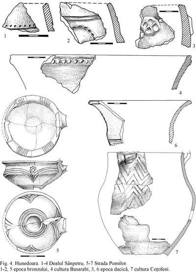Așezarea neolitică din Hunedoara- Judecătorie