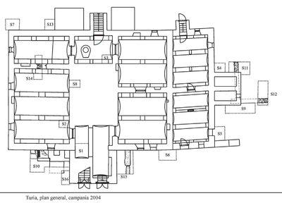 Castelul Apor si situl arheologic din Turia