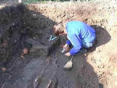 Situl arheologic de la Bulci - La Cetate