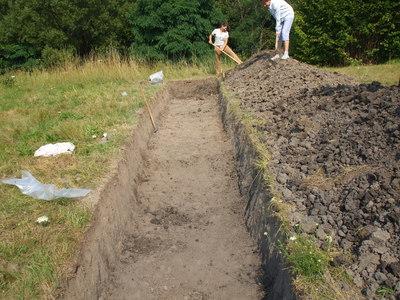 Situl arheologic de la Brăduț - Dealul Rotund