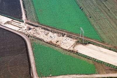 Situl arheologic de la Poiana-Centura ocolitoare a municipiului Constanța-km 4+500 - 4+750