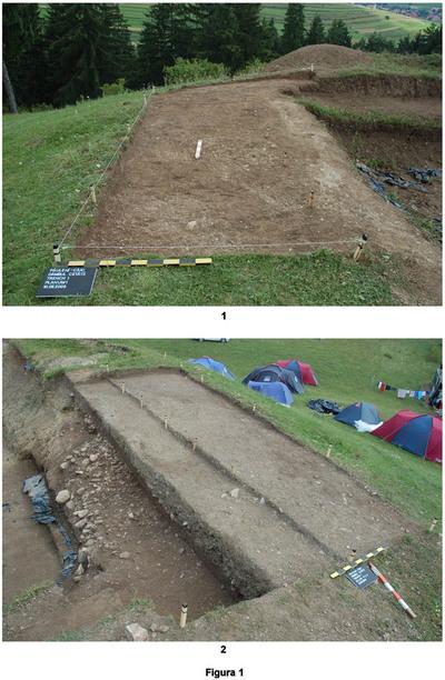 Situl arheologic de la Păuleni-Ciuc - Dâmbul Cetății