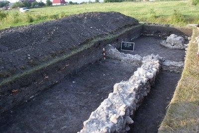 Situl arheologic din epoca romană de la Turda - Dealul Cetății