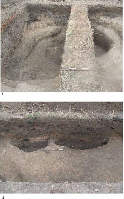 Locuire romană la Hotărani-Romula-sectorul de sud