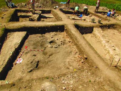 Așezarea romană de la Rapoltu Mare - La Vie
