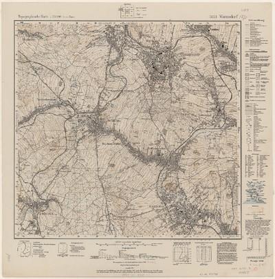 Omnia Blatt 70 156 Aus Topographische Karte Messtischblatter