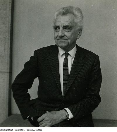 Portraitserie Otto A. Jäger