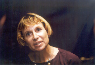 OMNIA - Fania Oz-Salzberger (Israel), Schriftstellerin