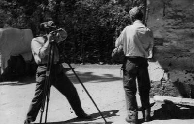 Filmfelvétel Lapátiról
