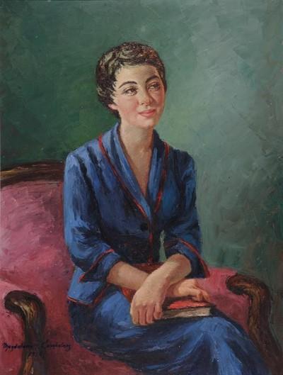 Maria-Luisa Machia - Dipl. leánya