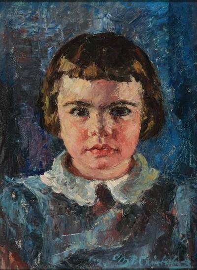 Tina portré