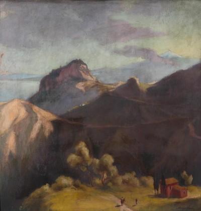 Taorminai táj