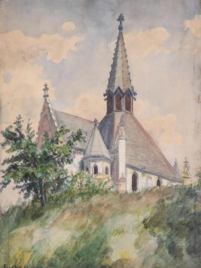 A Jó Pásztor kápolna Esztergomban