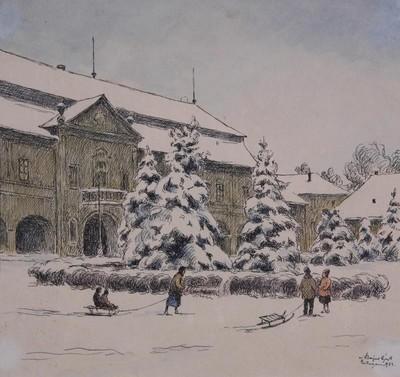 Vak Bottyán palotája
