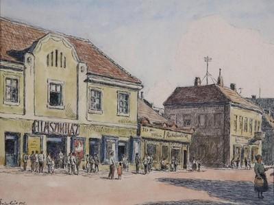 Rákóczi tér