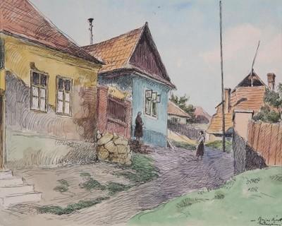 Szent Tamási házak