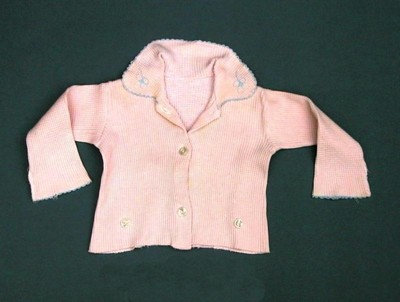 Gyermekruha kabátja