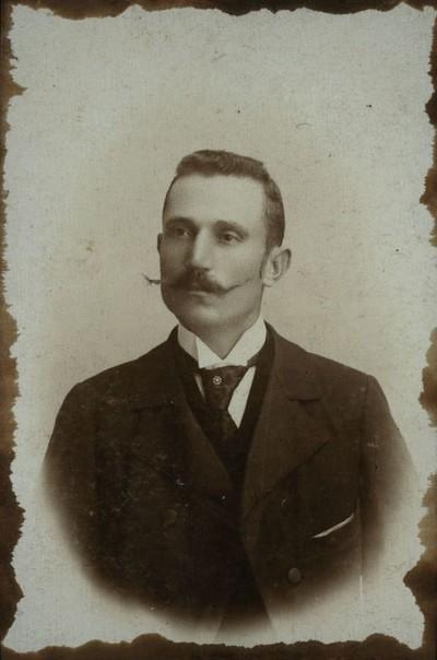 Háry Károly portréja