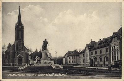 Zalaegerszeg Csány tér