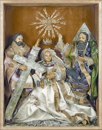 Szűz Mária megkoronázása