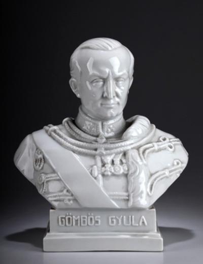 Gömbös Gyula mellszobra