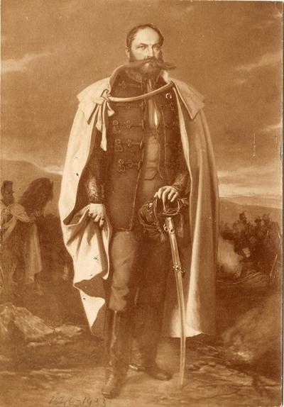 gróf Dessewffy Arisztid tábornok, aradi vértanú