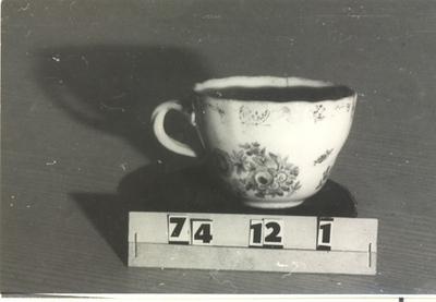 teáscsésze