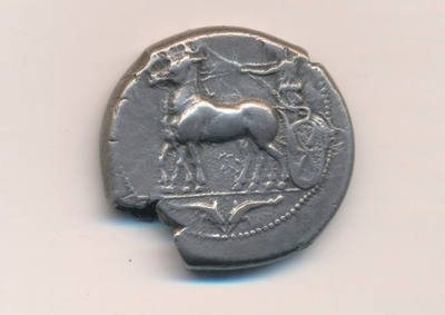 Messana tetradrachma