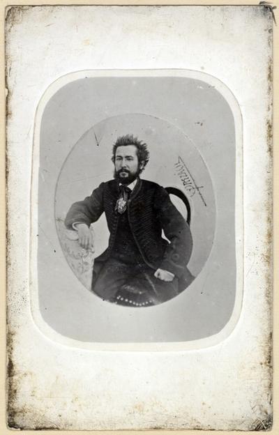 Lisznyai Danó Kálmán (1823-1863) költő