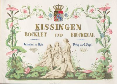 Kissingen, Bocklet und Brückenau