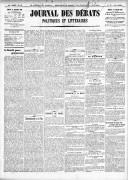 Le Journal des Débats politiques et littéraires - 1918-02-19