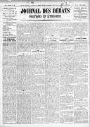 Le Journal des Débats politiques et littéraires - 1918-02-20