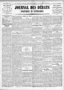 Le Journal des Débats politiques et littéraires - 1918-02-26