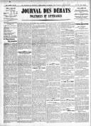 Le Journal des Débats politiques et littéraires - 1918-03-14