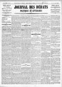 Le Journal des Débats politiques et littéraires - 1918-03-31