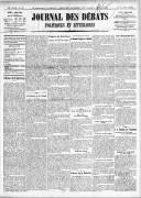 Le Journal des Débats politiques et littéraires - 1918-04-11
