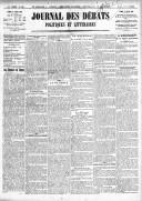 Le Journal des Débats politiques et littéraires - 1918-04-15