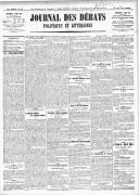 Le Journal des Débats politiques et littéraires - 1918-05-17