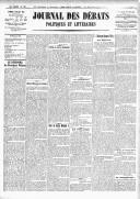 Le Journal des Débats politiques et littéraires - 1918-07-06