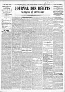 Le Journal des Débats politiques et littéraires - 1918-07-28