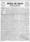 Le Journal des Débats politiques et littéraires - 1918-07-29